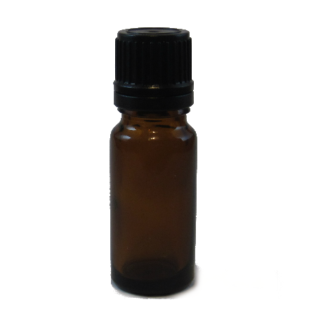 5ml Amber Glass Bottle With Dropper Cap Essential Oils